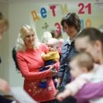Встреча кормящих мам в Минске