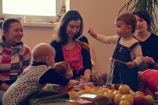 Встреча кормящих мам